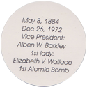 Island Bottlecap Company > U.S. Presidents 33-Harry-D.-Truman-(back).