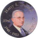Island Bottlecap Company > U.S. Presidents 33-Harry-D.-Truman.