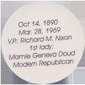 Island Bottlecap Company > U.S. Presidents 34-Dwight-D.-Eisenhower-(back).