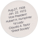 Island Bottlecap Company > U.S. Presidents 36-Lyndon-B.-Johnson-(back).