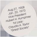 Island Bottlecap Company > U.S. Presidents 36-Lyndon-B.-Johnson-(back).