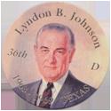 Island Bottlecap Company > U.S. Presidents 36-Lyndon-B.-Johnson.