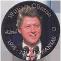 Island Bottlecap Company > U.S. Presidents 42-William-Clinton.
