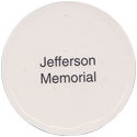 Island Bottlecap Company > U.S. Presidents Jefferson-Memorial-(back).