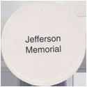 Island Bottlecap Company > U.S. Presidents Jefferson-Memorial-(back).