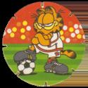Jam Caps > 61-80 Garfield Garfield-soccer.