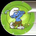 Jam Caps > 81-100 De Smurfen 091-Golf-Smurf.