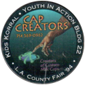 Jots > Green back Cap-Creators.