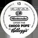 Kelloggs > Nintendo Donkey Kong Back-Donkey-Kong.