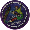 Krome Kaps > 7 Skateboard 7A-Rattle-Da-Bones.