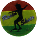 Krome Kaps > 7 Skateboard 7D-Rasta-Skate.