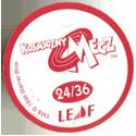 Leaf > Kosmiczny Mecz Back.