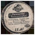 Leaf > Zaginiony Świat: Jurassic Park 08-Parazaurolof-Parasaurolophus-(back).