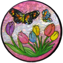 Made in Taiwan > Slammers > Transparent 05-Butterflies-and-flowers.