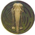 Magic Box Int. > Head First Mad Caps 168-Elephant.