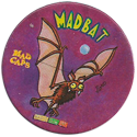 Magic Box Int. > Mad Caps 119-Mad-Bat.