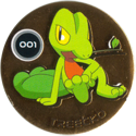 Magic Box Int. > Pokémon Pickers 203-240 203-Treecko.