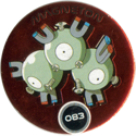 Magic Box Int. > Pokémon Pickers 203-240 216-Magneton-(Red).