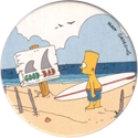 Magic Box Int. > Simpsons 029-Bart-with-Surfboard.