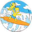 Magic Box Int. > Simpsons 038-Bart-surfing-with-Maggie.
