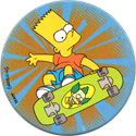 Magic Box Int. > Simpsons 046-Bart-skateboarding.