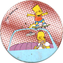 Magic Box Int. > Simpsons 051-Bart-skatboarding-on-Homer's-car.