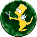 Magic Box Int. > Simpsons 099-Bart-with-catapult-(green).