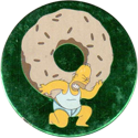 Magic Box Int. > Simpsons 102-Homer-with-giant-donut-(green).