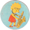 Magic Box Int. > Simpsons 106-Lisa-playing-sax-(holo-plain).
