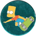 Magic Box Int. > Simpsons 109-Bart-skateboarding-(blue).