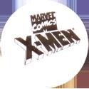 Marvel Comics - SlamCo > X-Men > Series 1 Back.