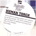 Marvel Comics - Toybiz > Fantastic Four FF-03-Human-Torch-(back).