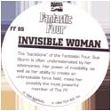 Marvel Comics - Toybiz > Fantastic Four FF-05-Invisible-Woman-(back).