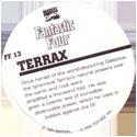 Marvel Comics - Toybiz > Fantastic Four FF-13-Terrax-(back).