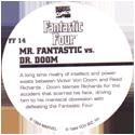 Marvel Comics - Toybiz > Fantastic Four FF-14-Mr.-Fantastic-vs.-Dr.-Doom-(back).