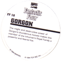 Marvel Comics - Toybiz > Fantastic Four FF-18-Gorgon-(back).