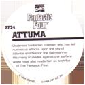 Marvel Comics - Toybiz > Fantastic Four FF-24-Attuma-(back).