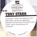 Marvel Comics - Toybiz > Iron Man IM-02-Tony-Stark-(back).
