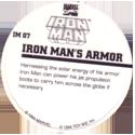 Marvel Comics - Toybiz > Iron Man IM-07-Iron-Man's-Armor-(back).