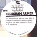 Marvel Comics - Toybiz > Iron Man IM-09-Hologram-Armor-(back).