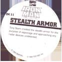 Marvel Comics - Toybiz > Iron Man IM-11-Stealth-Armor-(back).