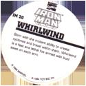 Marvel Comics - Toybiz > Iron Man IM-20-Whirlwind-(back).