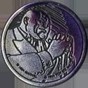 Marvel Comics - Toybiz > Slammers Kingpin-(silver-purple).