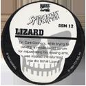 Marvel Comics - Toybiz > Spiderman (Skull back) SSM-12-Lizard-(back).