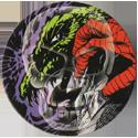 Marvel Comics - Toybiz > Spiderman (Skull back) SSM-12-Lizard.