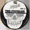 Marvel Comics - Toybiz > Spiderman (Skull back) SSM-13-The-Prowler-(back).