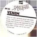 Marvel Comics - Toybiz > Spiderman SM-02-Venom-(back).