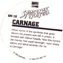 Marvel Comics - Toybiz > Spiderman SM-10-Carnage-(back).