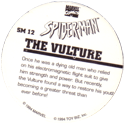Marvel Comics - Toybiz > Spiderman SM-12-The-Vulture-(back).