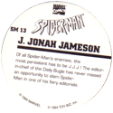 Marvel Comics - Toybiz > Spiderman SM-13-J.-Jonah-Jameson-(back).